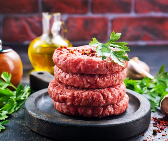 Gourmet Beef Burgers