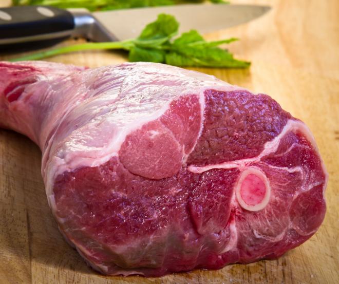 Lamb Leg Easy Carve