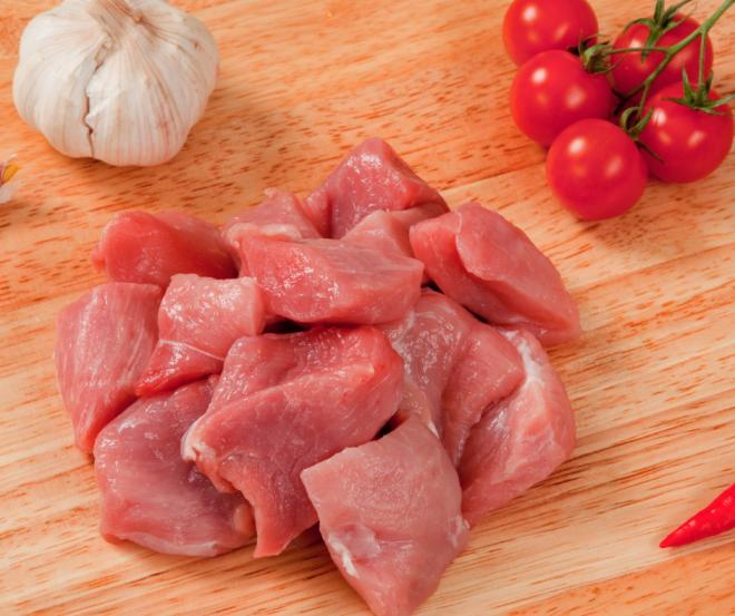 Pork Diced or Strip