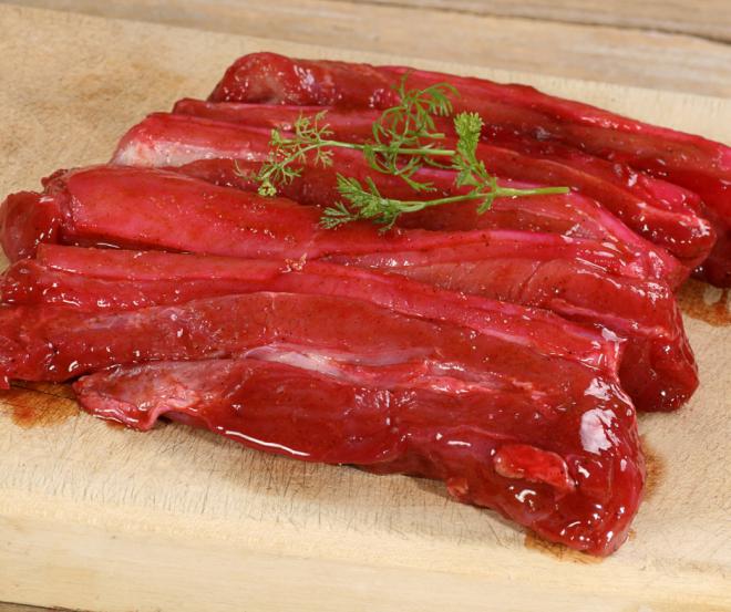 Pork Spare Ribs Double Smoked