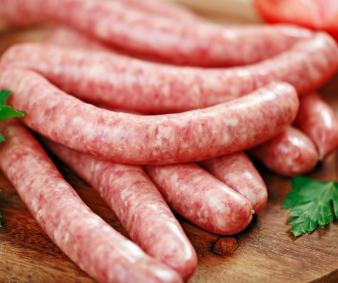 Thin Sausages