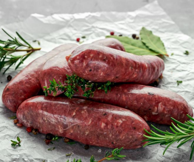 Sausage – Lamb Mint Rosemary