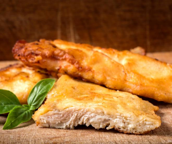 Chicken Schnitzel Breast