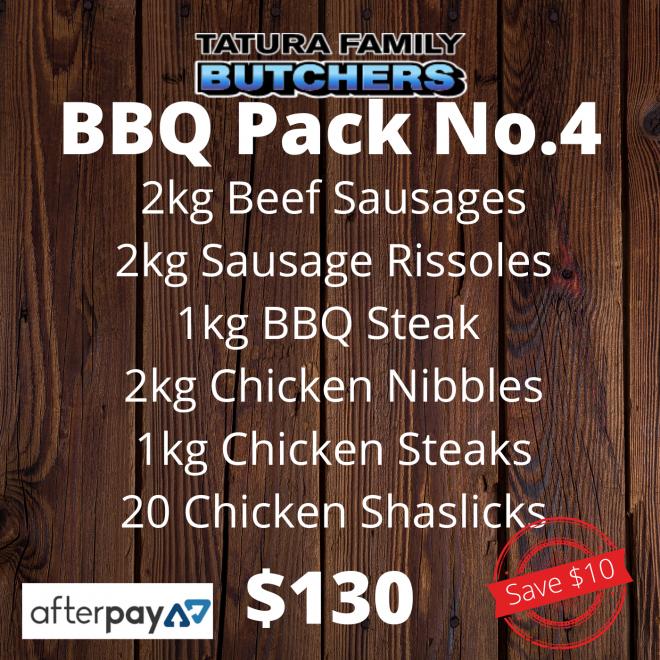 Pack – BBQ No.4
