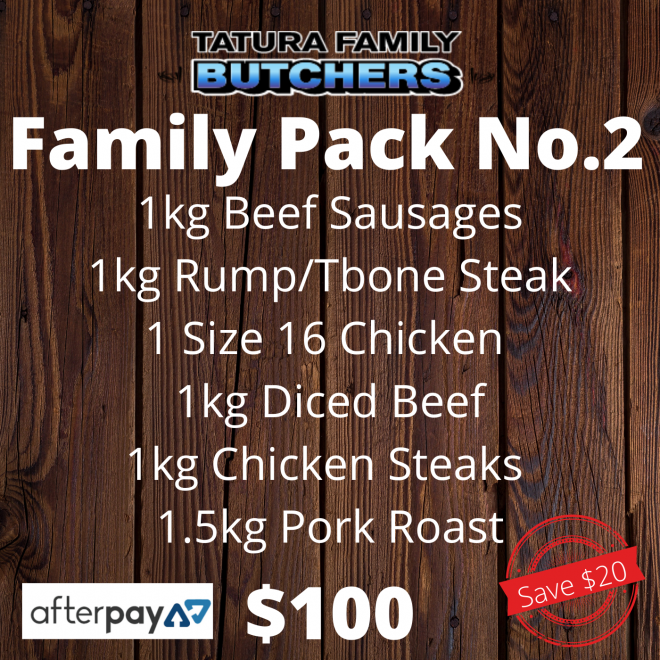Pack – Family No.2