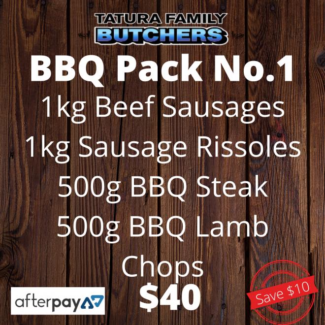 Pack – BBQ No.1