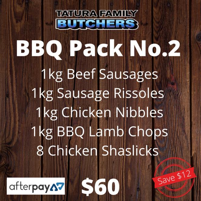 Pack – BBQ No.2