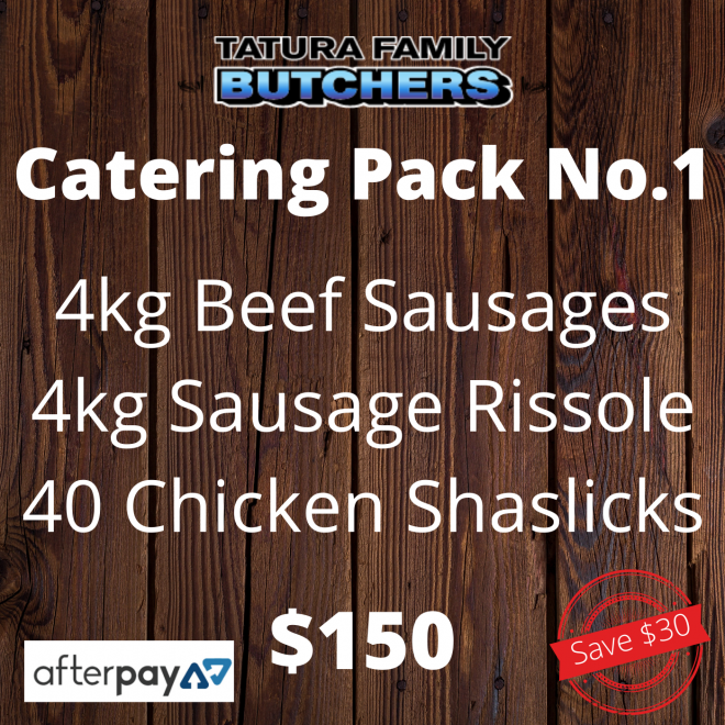 Pack – Catering No.1