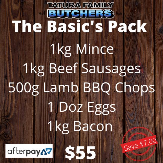 Pack – Basics