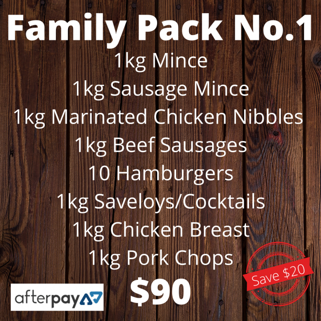 Pack – Family No.1