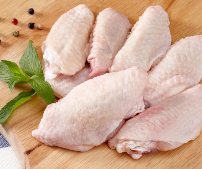 Chicken Nibbles Plain