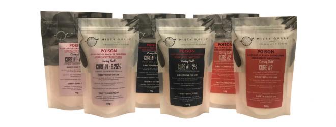 Misty Gully Cures & Salts