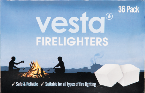 Firelighters – Vesta