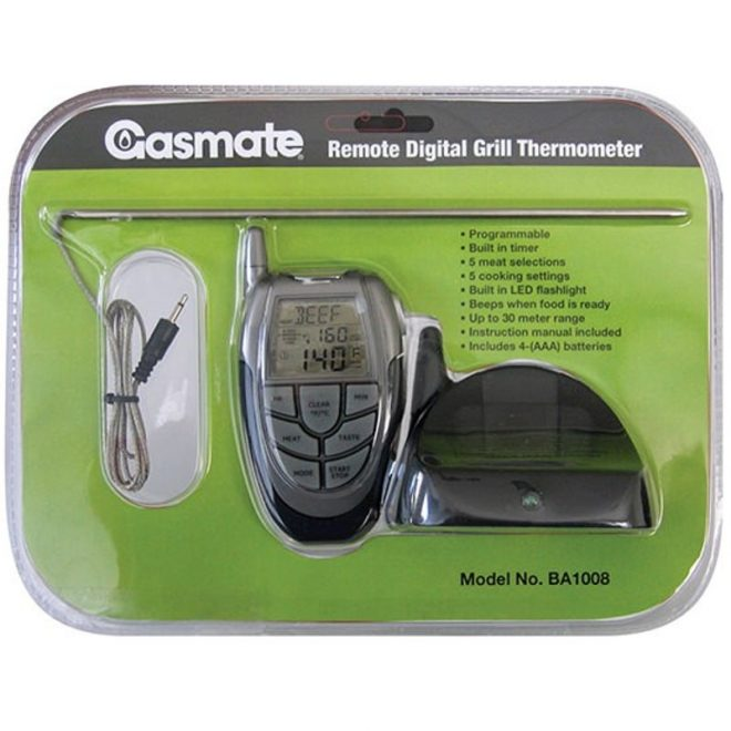 Gasmate Remote Digital Thermometer