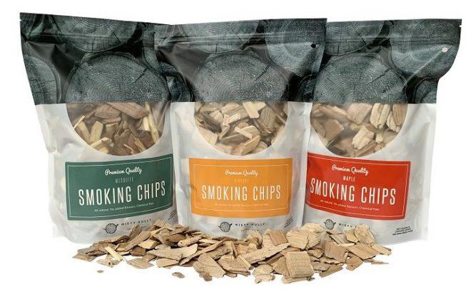 Misty Gully Premium Smoking Chips Range 2kg