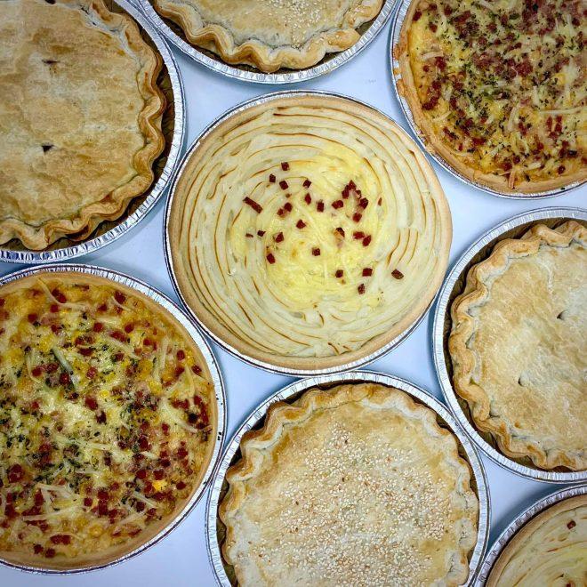 Family size Pies ( Pre Frozen)