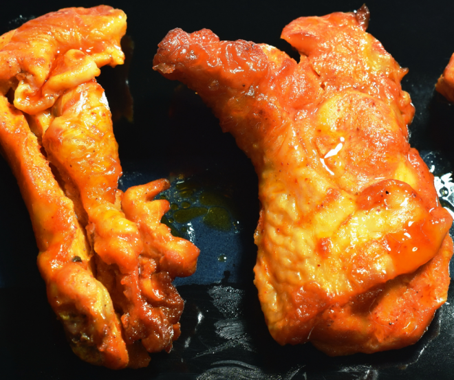 Chicken Spare Ribs – Honey Soy