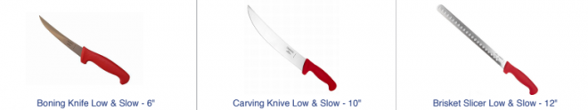 Tramontina Home Butchery Knives
