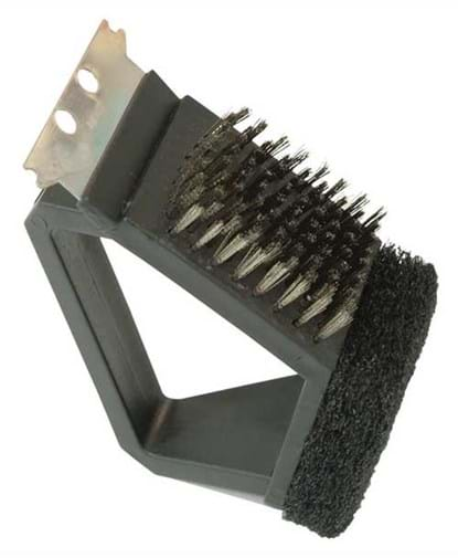 Gasmate 3in1 BBQ Grill Brush