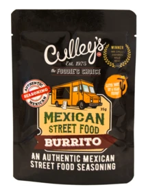 Culley's Burrito Mexican Seasoning Mix 35g