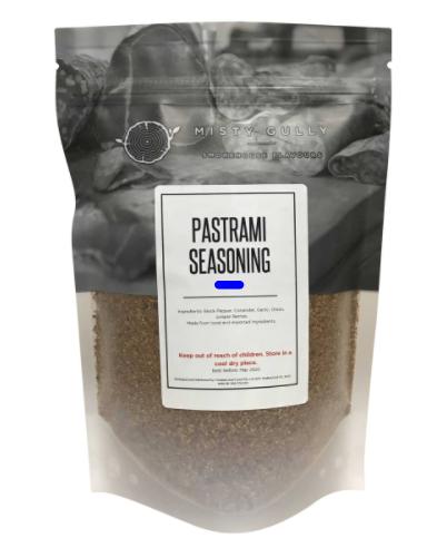 Pastrami Seasoning Mix 100g