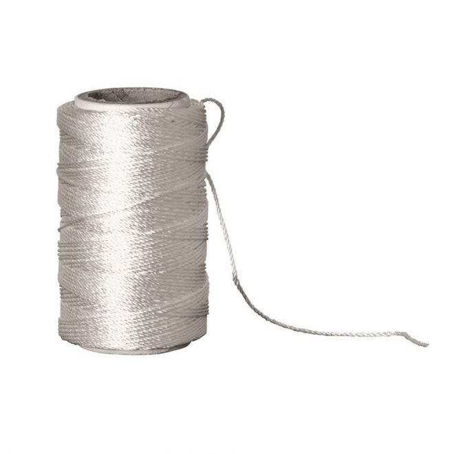 Butchers Twine with Cutter White