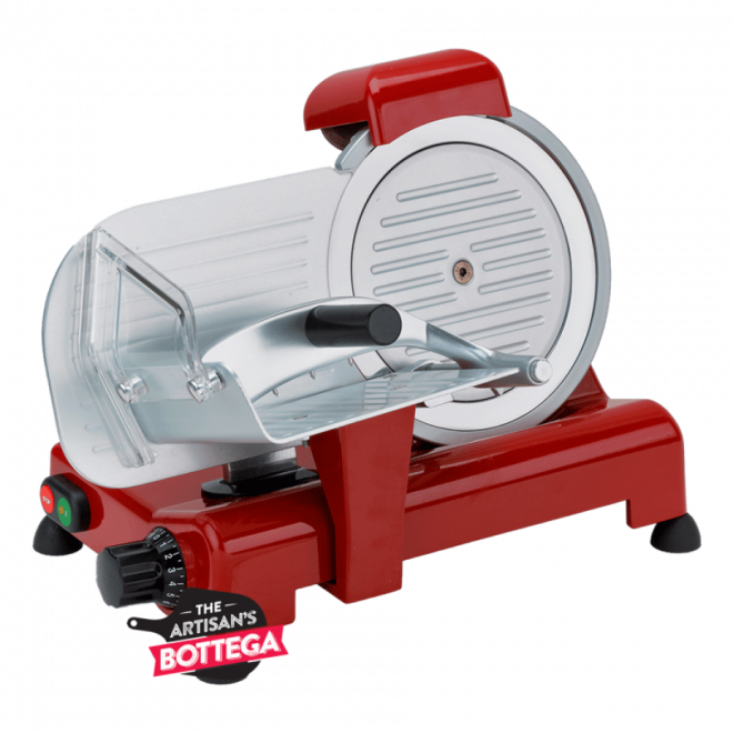 Lucy GS Slicer 200 mm Red- By RGV Italy